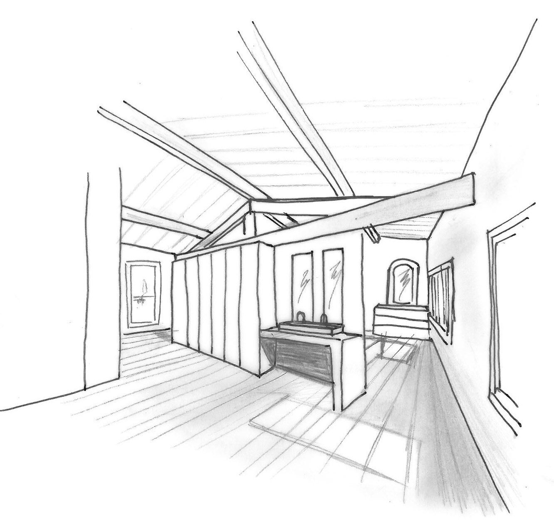 Maison archib for Croquis d une maison